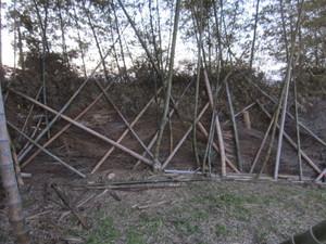 竹フェンス2014.1.29.jpg